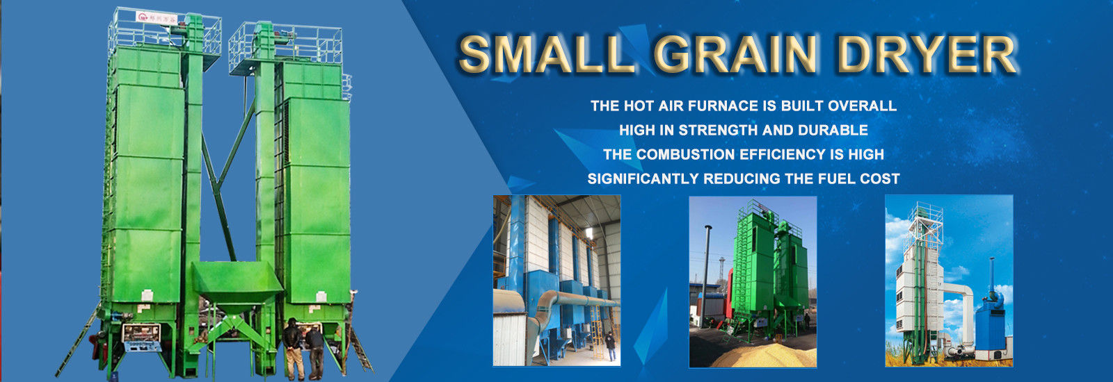 China best Small Grain Dryer on sales