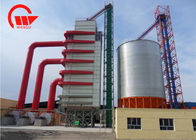 Stable Performance Batch Grain Dryer , Easy To Operate Wheat Dryer Machine