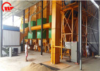 Clean Air Mini Grain Dryer , 10 - 30 Ton Per Batch Grain Dryer Machine