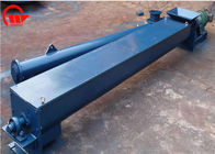 380V Hanger Bearing Screw Conveyor Machine 500mm Dia With Motor TGSU16 Series