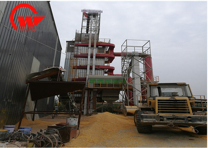 Electric Corn Dryer Machine Weather Proof For Outdoor 200 Tons Capacity