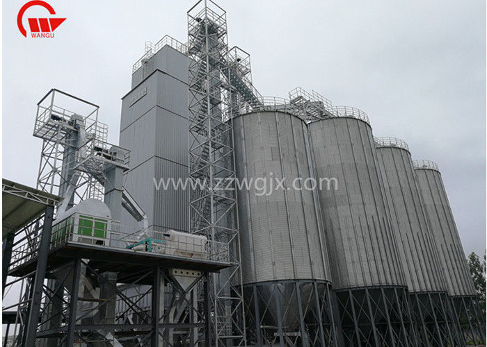 Weather Proof 1000T/D Rice Paddy Grain Dryer Machine