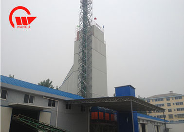 China 400 Tons Rice Paddy Dryer Machine Recirculation 380V / 220V High Drying Speed factory
