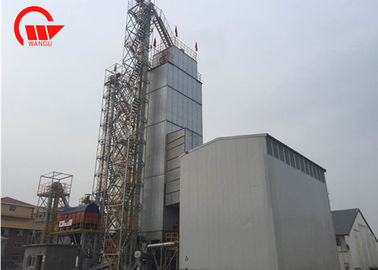 High Drying Speed Rice Grain Dryer , 500 Tons Agricultural Dryer Machine
