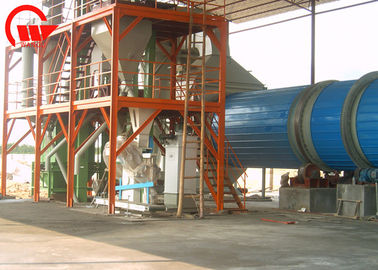 China Heavy Duty Rotary Steam Tube Bundle Dryer , Large Manure Drying System factory