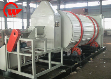 China High Capacity Tube Bundle Dryer , Easy Operated Large Indirect Rotary Dryer factory