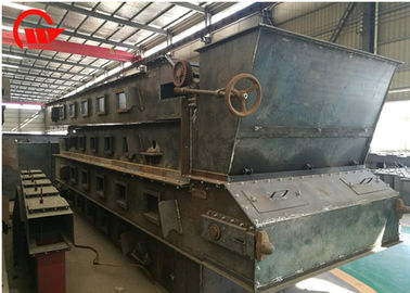 Manual / Automatic Feeding Coal Fired Furnace , 15KW Forced Air Furnace