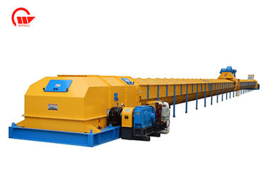 China Less Moving Resistance Air Cushion Conveyor For Air Bubble Film Production Line factory
