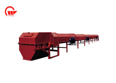 China High Capacity Enclosed Belt Conveyor , Air Conveyor System Environmental Friendly factory
