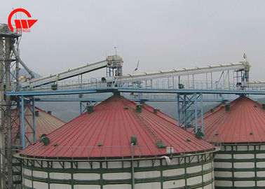 China High Efficiency Air Supported Belt Conveyor , Air Slide Conveyor OEM / ODM Service factory